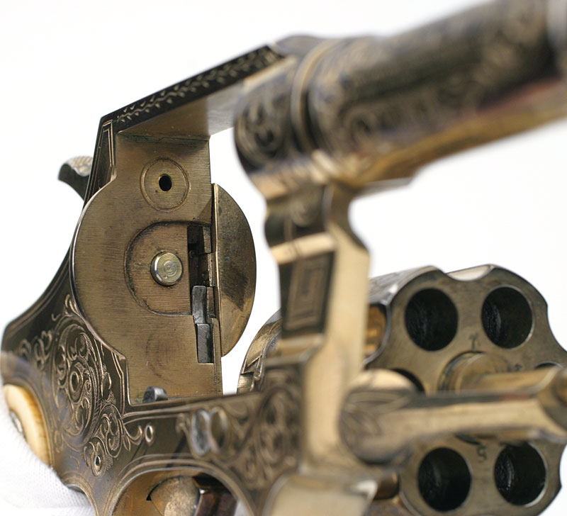 Colt Pistols And Revolvers For Firearms Collectors